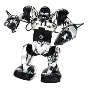 Žaislinis robotas Robot Robosapien X Chrome Robots toys