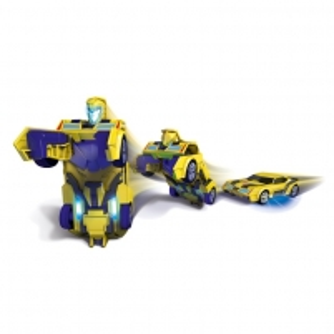 Žaislinis robotas Robot Warrior Bumblebee Robots rotaļlietas