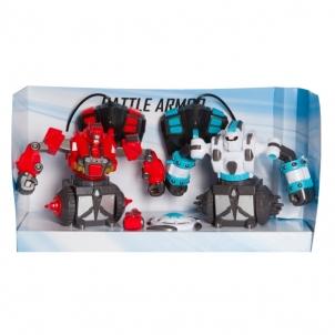 Žaislinis robotas Rotate Fighting Robot (Two pack) Robotai žaislai