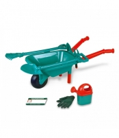 Žaislinis sodo rinkinys su karučiu T20053