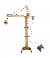 Žaislinis statybinis kranas Rc tech for kids