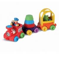 Žaislinis traukinukas | Little tikes Kitos prekės kūdikiams