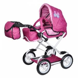 Žaislinis vežimėlis Puppenkombi Salsa- Sweet Butterfly