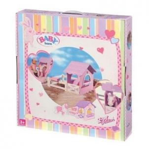Zapf Creation 803530 Baby Born namelis arkliukui Toys for girls