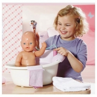 Zapf Creation 808702 Bath Baby Born
