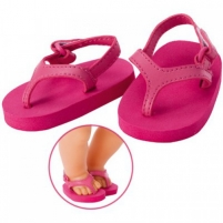 Zapf Creation 813096 Baby Born Shoes Pink Sandals Toys for girls