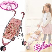 ZAPF Creation Baby Annabell 792926 leļļu ratiņi