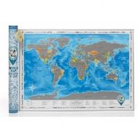 Žemėlapis Discovery Map World Useful tidbits