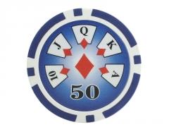 25 vnt. Royal Flush 13,5 g. 50