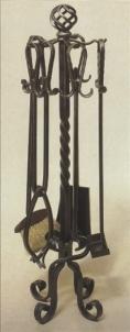 Židinio įrankiai V811 Fireplace tools