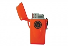 Žiebtuvėlis W1008 UST Floating Lighter Orange Key chains