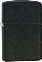 Žiebtuvėlis Zippo Gasoline lighter Black Crackle ™ 26075