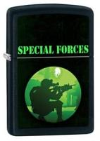 Žiebtuvėlis ZIPPO Z218035 Special Forces Raktų pakabukai, žiebtuvėliai