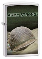Žiebtuvėlis ZIPPO Z28514 ARMY STRONG Key chains