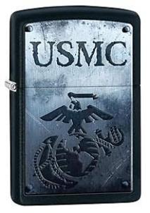 Žiebtuvėlis ZIPPO Z28744 USMC Marines Raktų pakabukai, žiebtuvėliai