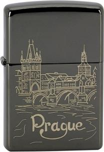 Žiebtuvėlis Zippo Zippo petrol lighter Prague 26561