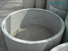 Manhole ring KC-30-6 Wells concrete rings and bases