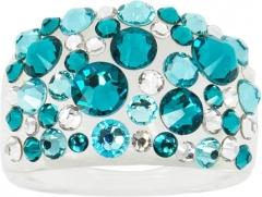 Žiedas Troli  Bubble Blue Zircon (Dydis: 53 mm) Rings