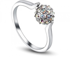 Žiedas Vicca® Pop Aurora Boreale OI_540704_ab (Dydis: 60 mm) Žiedai
