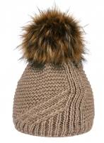 Žieminė kepurė CAPU 397-C Ruda Hat