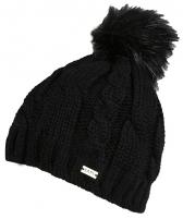 Žieminė kepurė CAPU Black 18413-D
