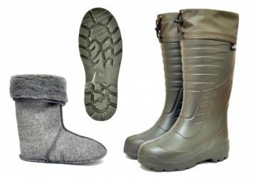 Žieminiai Batai NORDMAN Active, 44-45 Zvejnieks kurpes