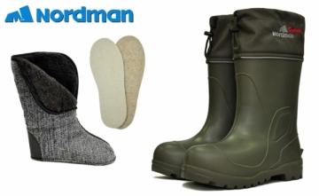 Žieminiai Batai NordMan Optimal PE-16-2 UMM15, 43-44