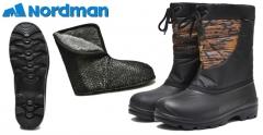 Žieminiai Batai NordMan PE11-SK6, 43-44 Zvejnieks kurpes