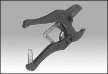 Žirklės PEX daugiasl. vamzdžiui The details of the auxiliary heating pipes
