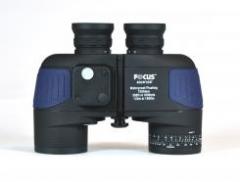 Žiūronai Focus Aquafloat 7x50 WP compass Binoklis