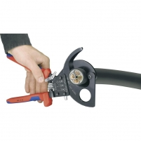 Knipex 95 31 250 Ratchet cable cutters 250 mm
