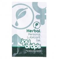 Žolelių ekstraktų lubrikantas Džiaugsmo lašai (5ml)