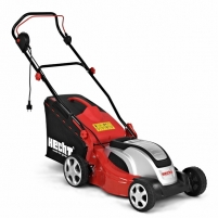 electric mower HECHT 1641 Trimmer, lawnmowers