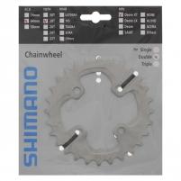 Žvaigždžių blokas Chainring 28T-AJ Deore XT FC-M785 Shimano bicycle parts