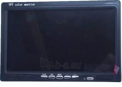 Monit.PMX MN4 įmontuojamas 7' PAL/NTSC Paveikslėlis 1 iš 5 30057500105