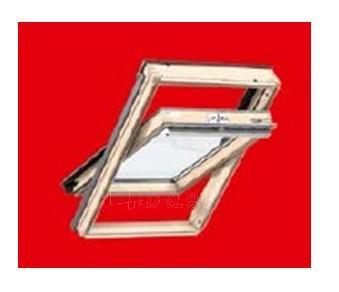 VELUX stogo langas GGL 1055 B MK06 78x118 cm. Paveikslėlis 2 iš 2 237910000010