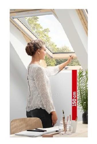 VELUX stogo langas GGL 1055 B MK06 78x118 cm. Paveikslėlis 1 iš 2 237910000010