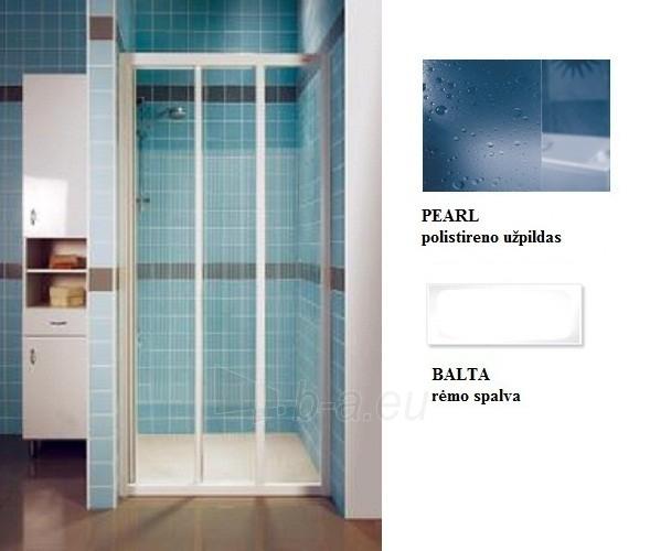 00V7010211 ASDP3-90 PEARL, dušo durys Paveikslėlis 1 iš 2 270730001150
