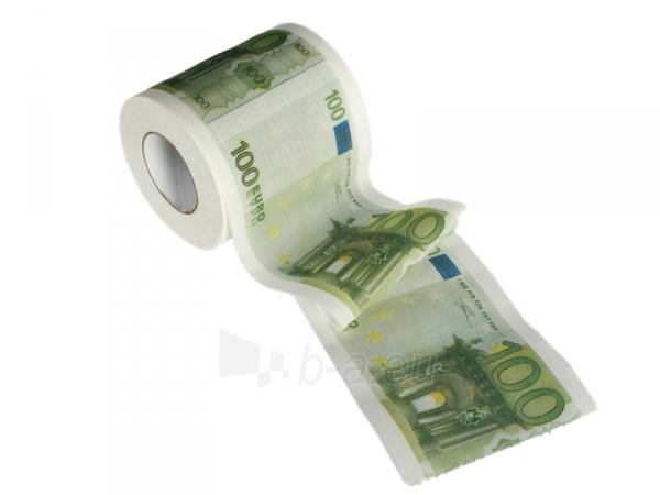 100 eurų tualetinis popierius Paveikslėlis 1 iš 4 251005000116