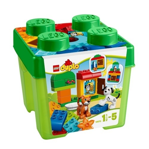 10570 LEGO DUPLO All-in-One-Gift-Set Paveikslėlis 1 iš 1 30005400847