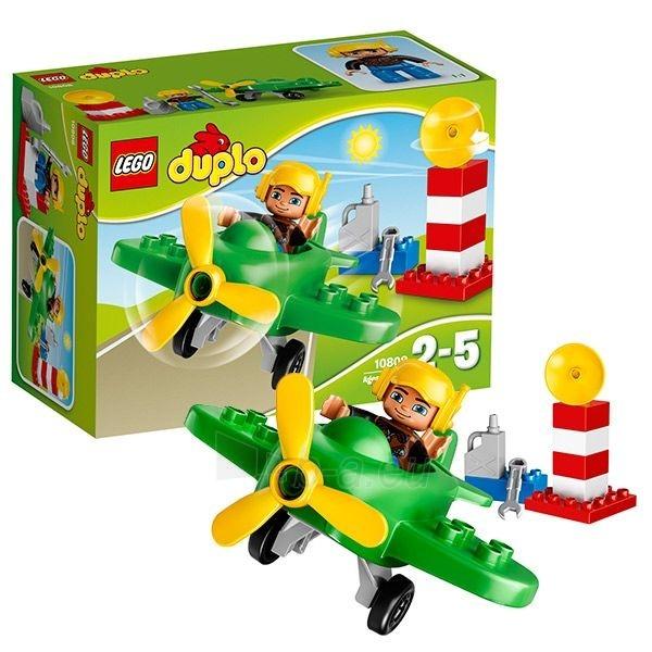 10808 Lego Duplo lėktuvas Paveikslėlis 1 iš 1 310820027465