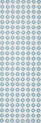 20*60 ANTICO BLUE INS A, dekoratyvinė tile Paveikslėlis 1 iš 1 237752003489