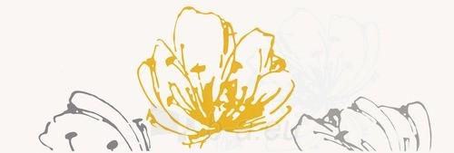 20*60 MIDIAN GIALLO INS KWIAT, dekoratyvinė plytelė Paveikslėlis 1 iš 1 237752002606