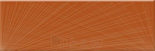 20*60 YOSHIOKA ARANCIONE INS SZKLANE, decorative tile Paveikslėlis 1 iš 1 237752000691