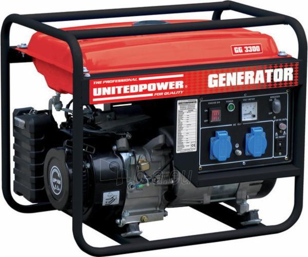 Generatorius HECHT GG3300 Paveikslėlis 1 iš 1 225282000083