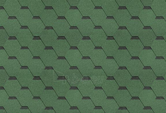 Bituminės čerpės SONATA VERSALLES, žalia Paveikslėlis 1 iš 1 237140000009