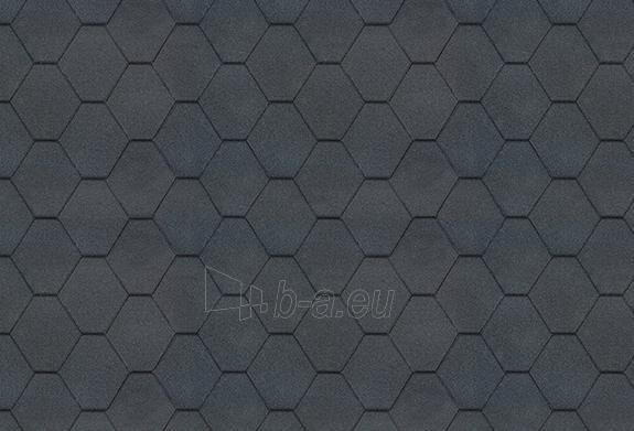 Bituminės čerpės SONATA VERSALLES, juoda Paveikslėlis 1 iš 1 237140000011