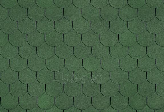 Bituminės čerpės TANGO SUPER, žalia Paveikslėlis 1 iš 1 237140000032