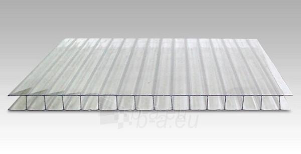 Polikarbonato plokštė 4x1050x3000 mm (3,15 kv.m) skaidri Paveikslėlis 1 iš 1 237160000242
