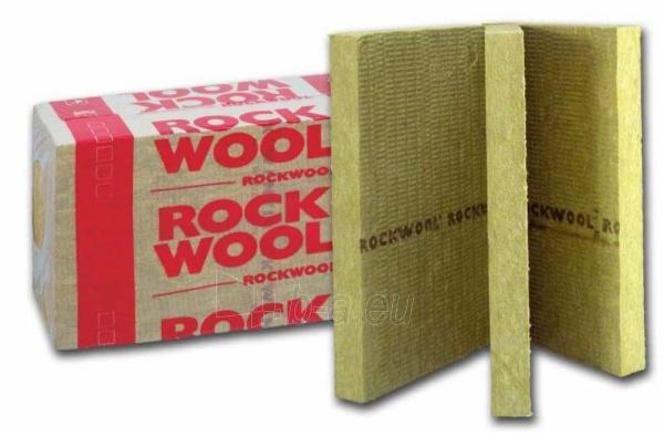 Stone wool insulation Wentirock 20x600x1000 vėd.fasad. Paveikslėlis 1 iš 1 237210100084